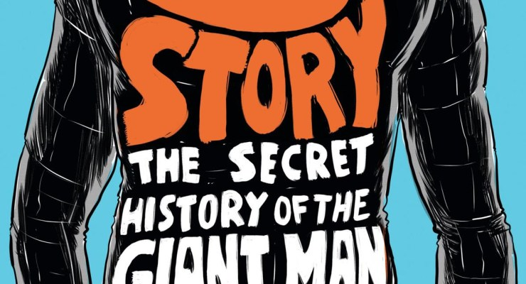 Dark Horse collects the tales of a 3 Story giant man
