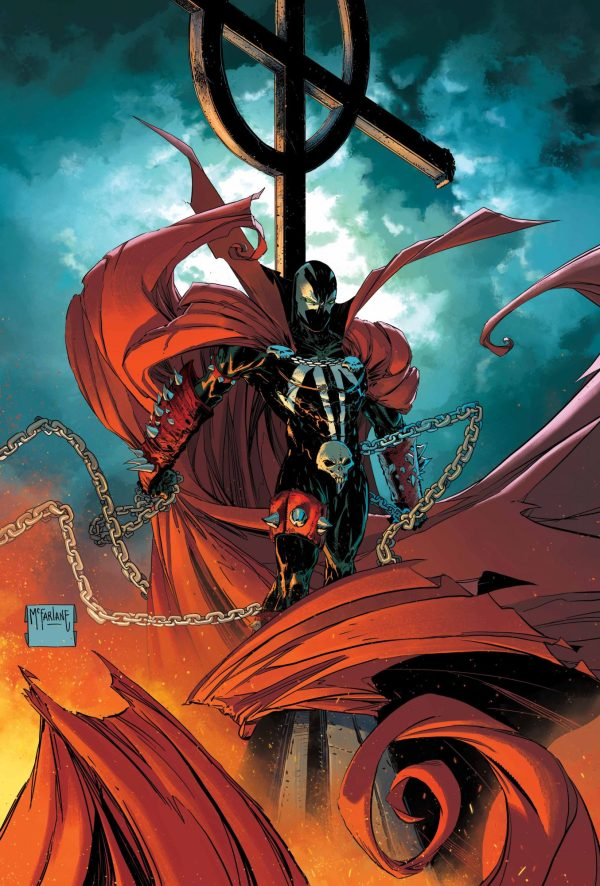 Reveals 8 #webelieve In Colorists Variant Covers Spawn #286 Beat