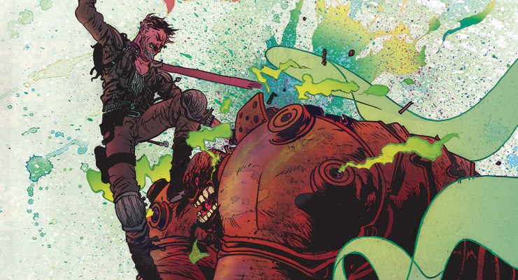 REVIEW: Kindt and Rubin's ETHER: THE COPPER GOLEMS #1 Explores the Mysteries of The Ether