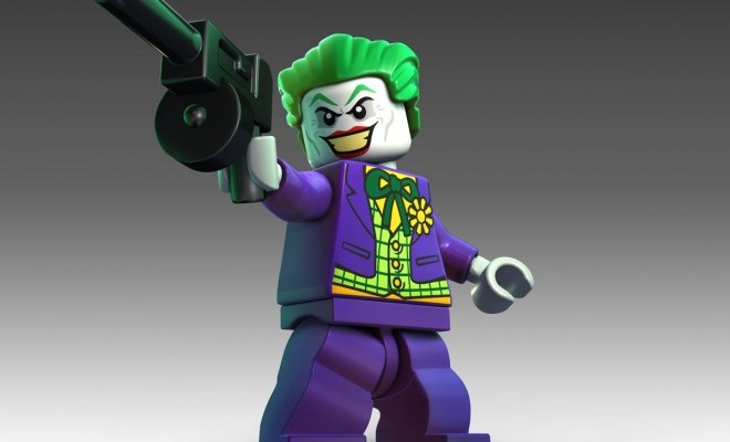 The DC Villains tease chaos in LEGO form.