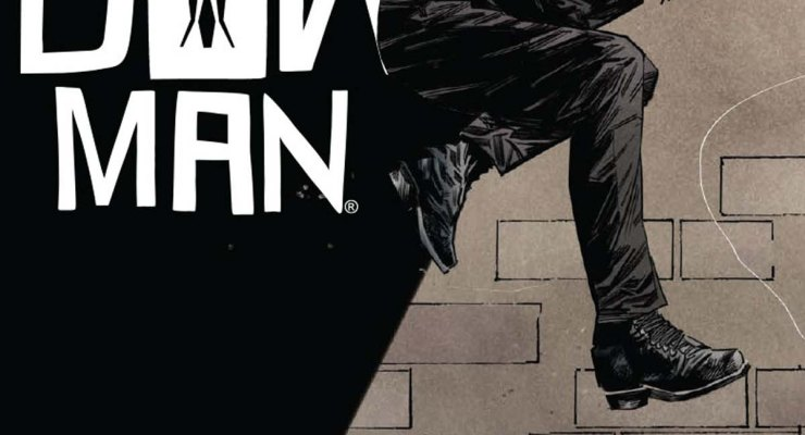 Free Comic Book Day PREVIEW: Valiant FCBD 2018 Shadowman Special