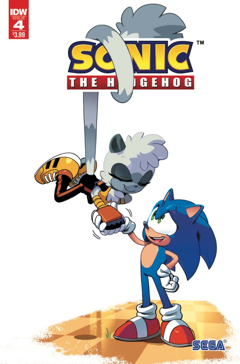 Sonic The Hedgehog 4 Gets A Second Printing And A Box Set The Beat