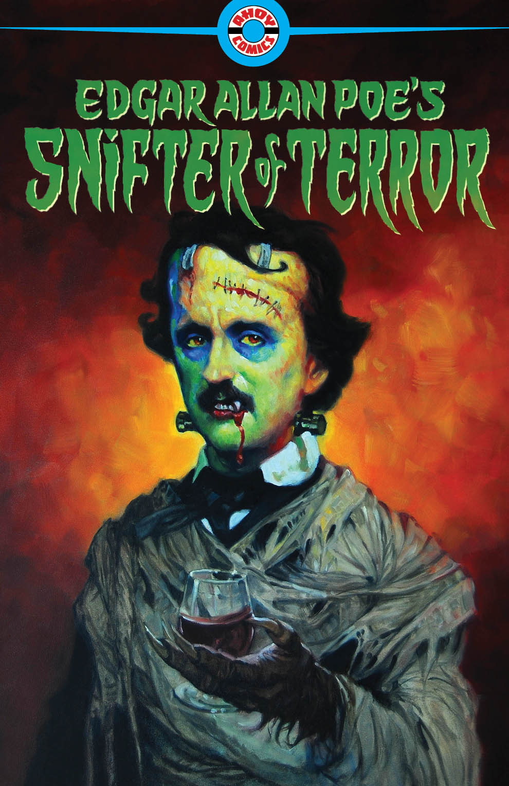 Edgar Allan Poe's Snifter of Terror 01 cover.jpg