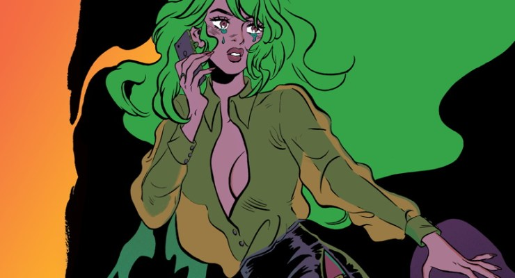 Interview: Leslie Hung on whether allergy season will ever end for SNOTGIRL