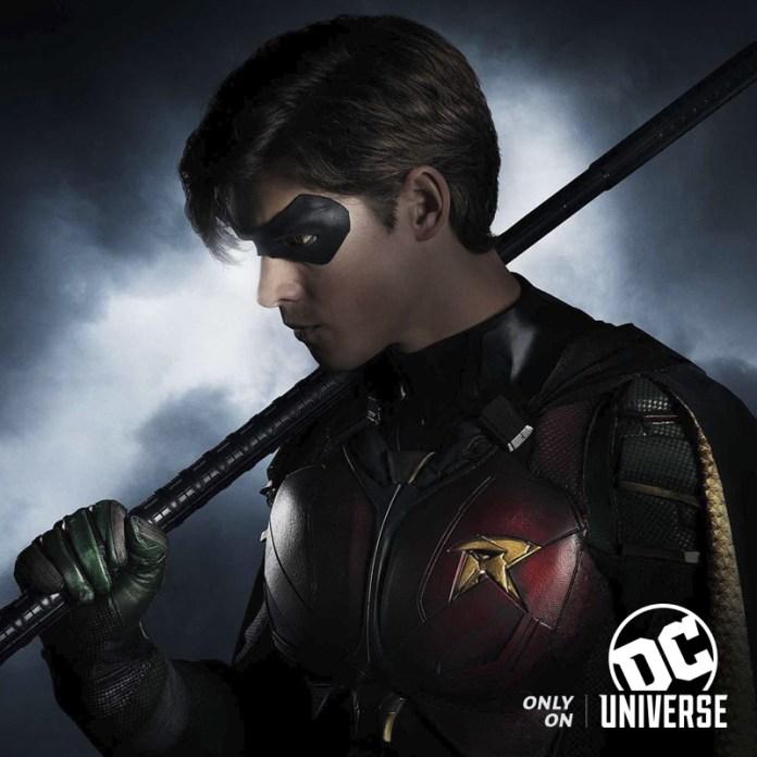 Titans_ Robin