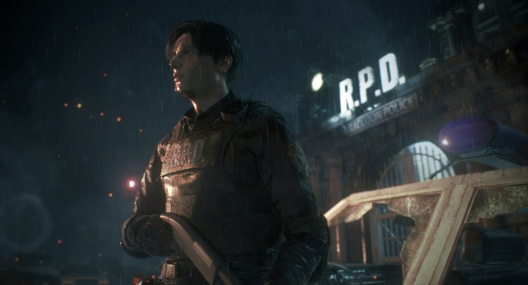 SDCC'18: RESIDENT EVIL 2 Might Be The Best 15min you'll get at Comic-Con