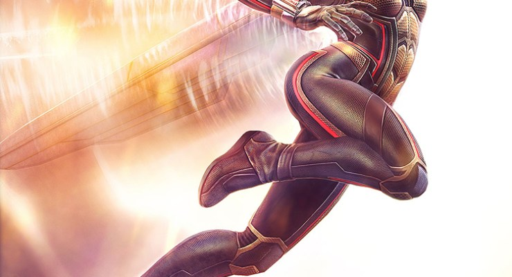 Ant-Man and The Wasp Content Invading Several Marvel Games