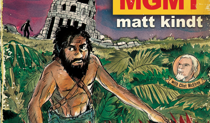 INTERVIEW: Matt Kindt's Return to MIND MGMT Wants Readers to Drop The Needle