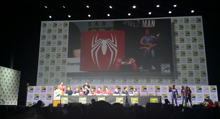 SDCC'18: MARVEL GAMES Panel Updates Current Projects and Drops a Ton of New Spider-Man. *Updated with Character Cards*