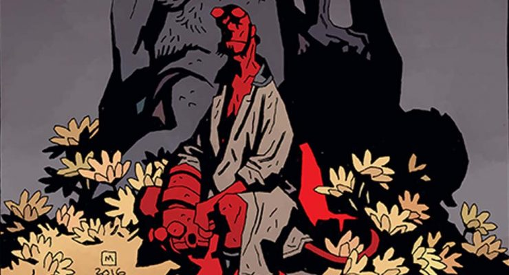 SDCC '18: Hellboy's 25th Anniversary Celebrated With Three New Titles