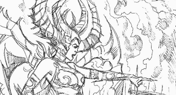 SDCC '18: Diablo Gets a New Comic by Wolfman and Kowalski