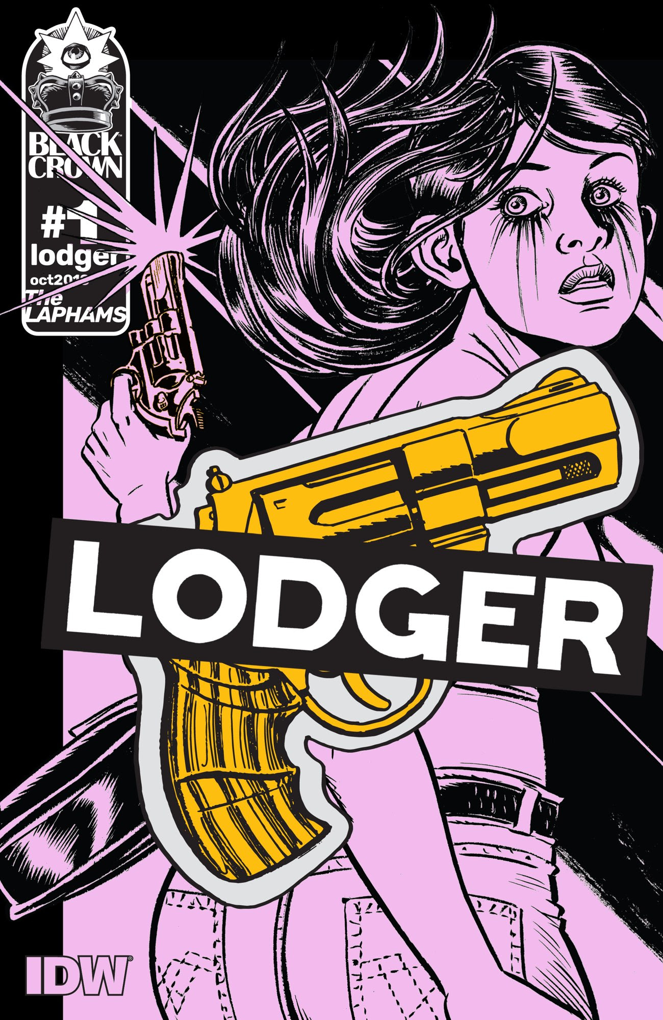 SDCC '18: Your Mother Warned You About Travel Bloggers – Lodger Arrives From Black Crown in October