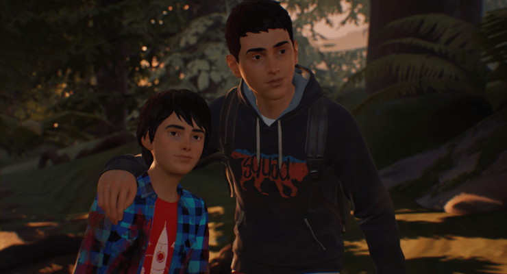 LIFE IS STRANGE 2 Trailer Channels Its Best Runaways Vibe.