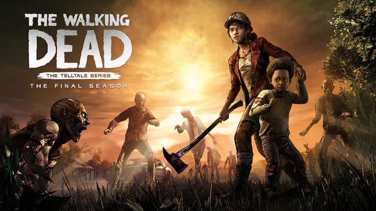 REVIEW: THE WALKING DEAD-THE FINAL SEASON, The First Breath