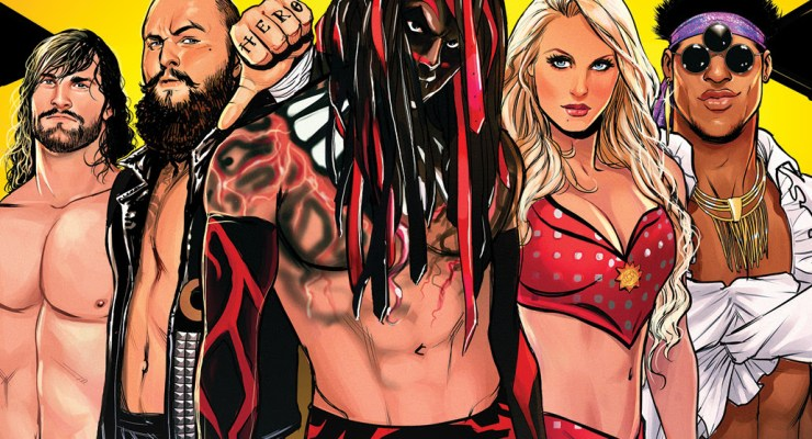 PREVIEW: BOOM!'s Weekly NXT TAKEOVER Event Adds More Depth to WWE's Best Product
