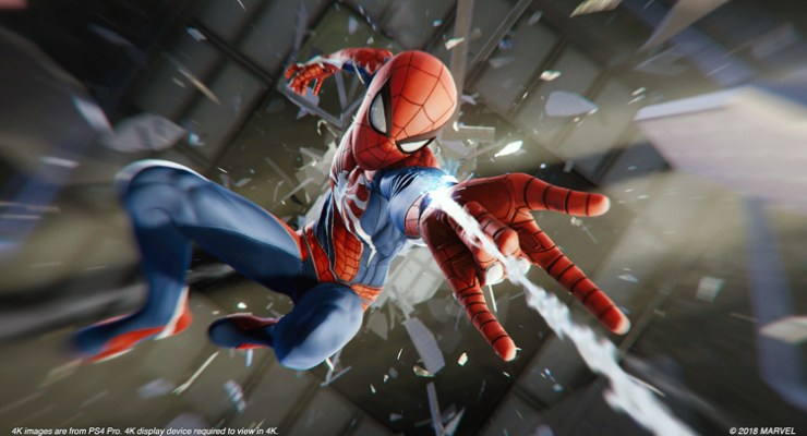 Spoiler Free Spidey-Review: MARVEL'S SPIDER-MAN is the First Comics Based Game That Deserves an Eisner