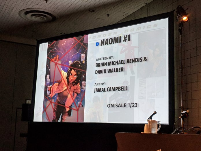 NYCC '18 Liveblog: all the latest on DC's Wonder Comics and more at