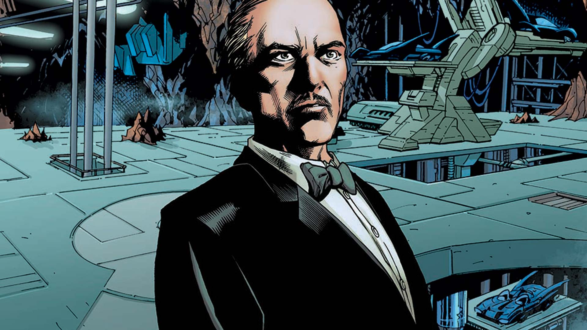 Gotham team's young Alfred series has found its star