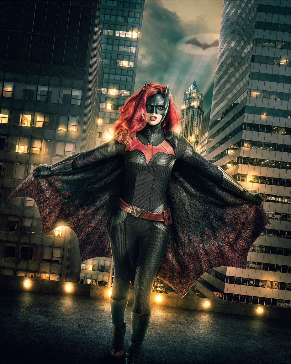 'Batwoman' Begins: First Look at Ruby Rose as the CW Superhero