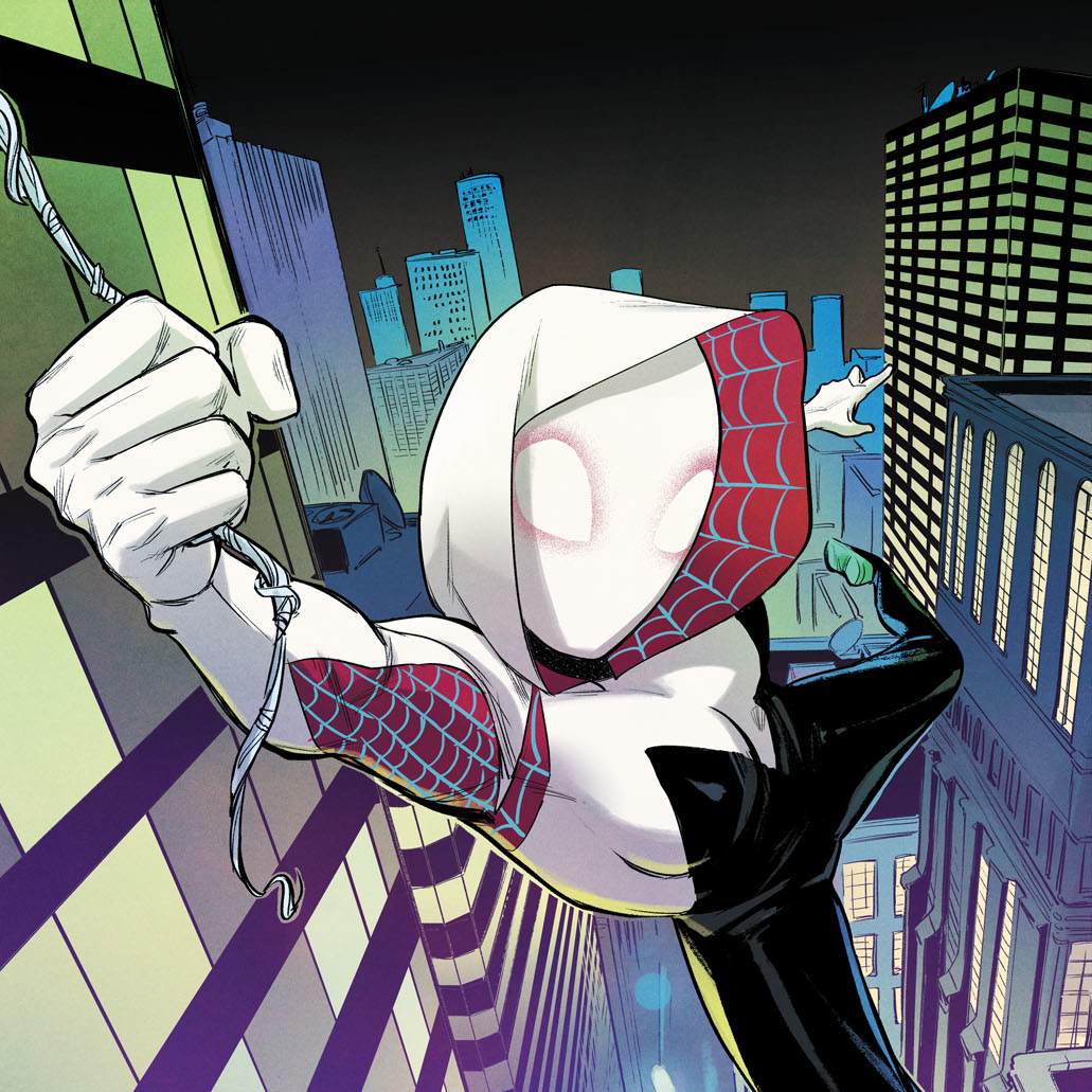 Ghost Spider 1 2nd Print