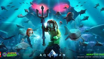 LEGO DC Super-Villains Aquaman DLC Landscape