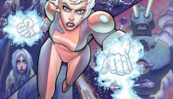 Stellar Comic Cover