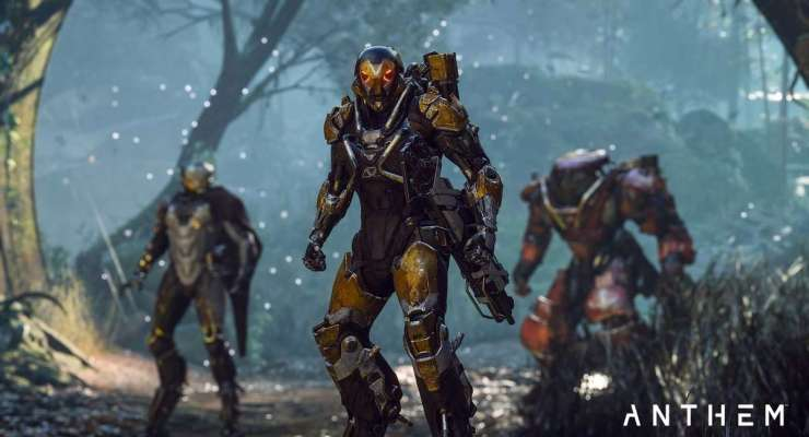 Bioware premieres new trailer for Anthem, the game where you basically play as Iron Man
