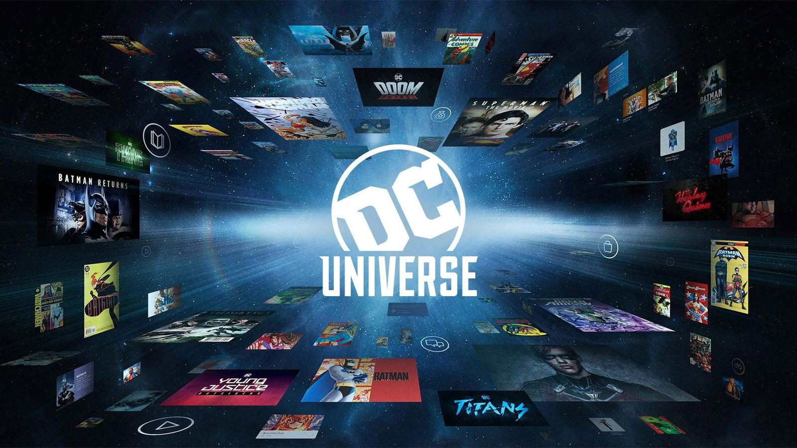 DC Universe Limited 50% Membership Discount and Additions to
