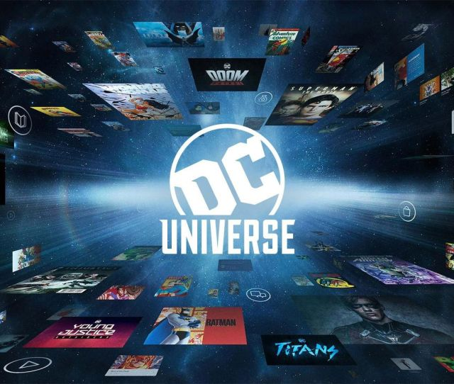 Dc Universe Limited 50 Membership Discount And Additions To Streaming Library Among Latest Incentives