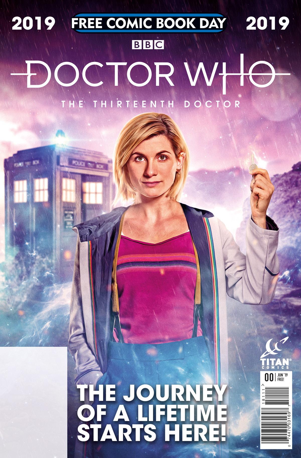 FCBD19_G_Titan Comics_Doctor Who 13th Doctor_2