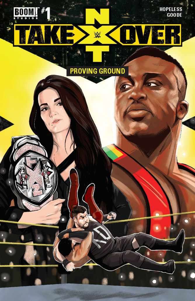WWE NXT Takeover Proving Ground #1