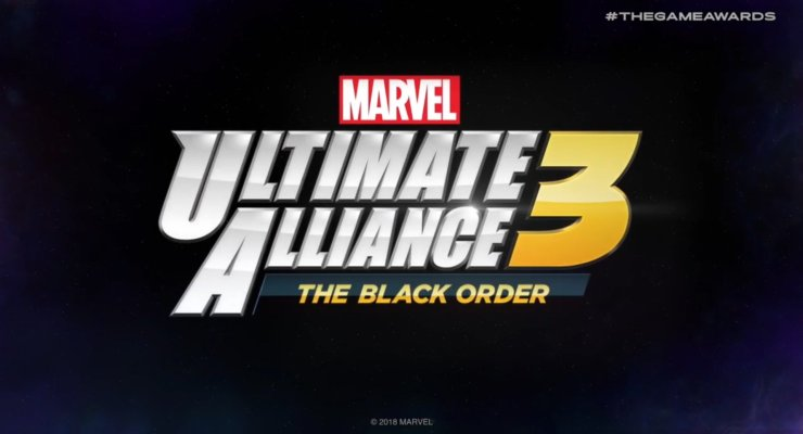 Marvel Ultimate Alliance 3 coming in 2019 exclusively for Nintendo Switch