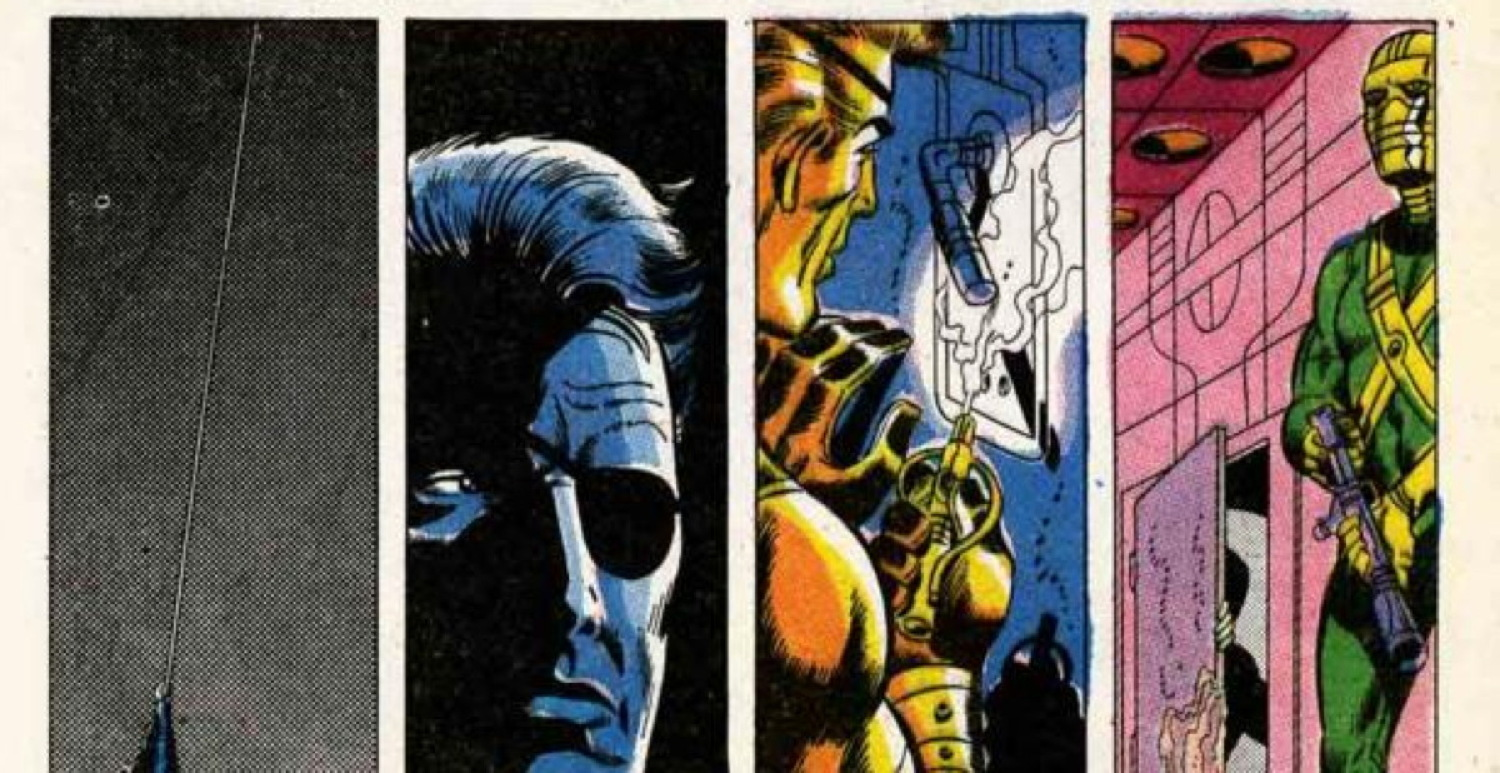 James Romberger Talks About Steranko: The Self-Created Man