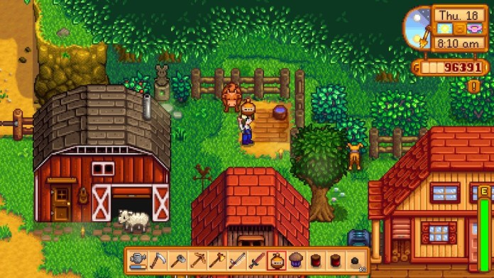 REVIEW: Stardew Valley on Nintendo Switch (Uh-Oh, I'm