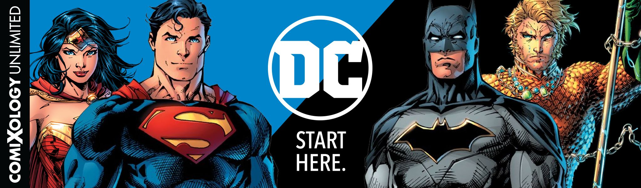 DC Comixology Unlimited