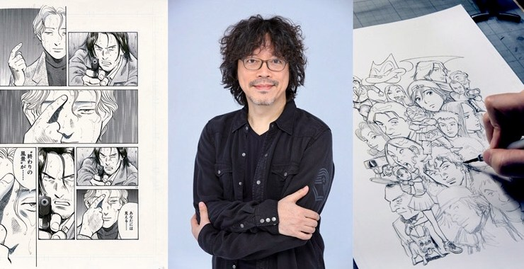 A Retrospective Exhibition of Naoki Urasawa's Art Opens in L.A. Today