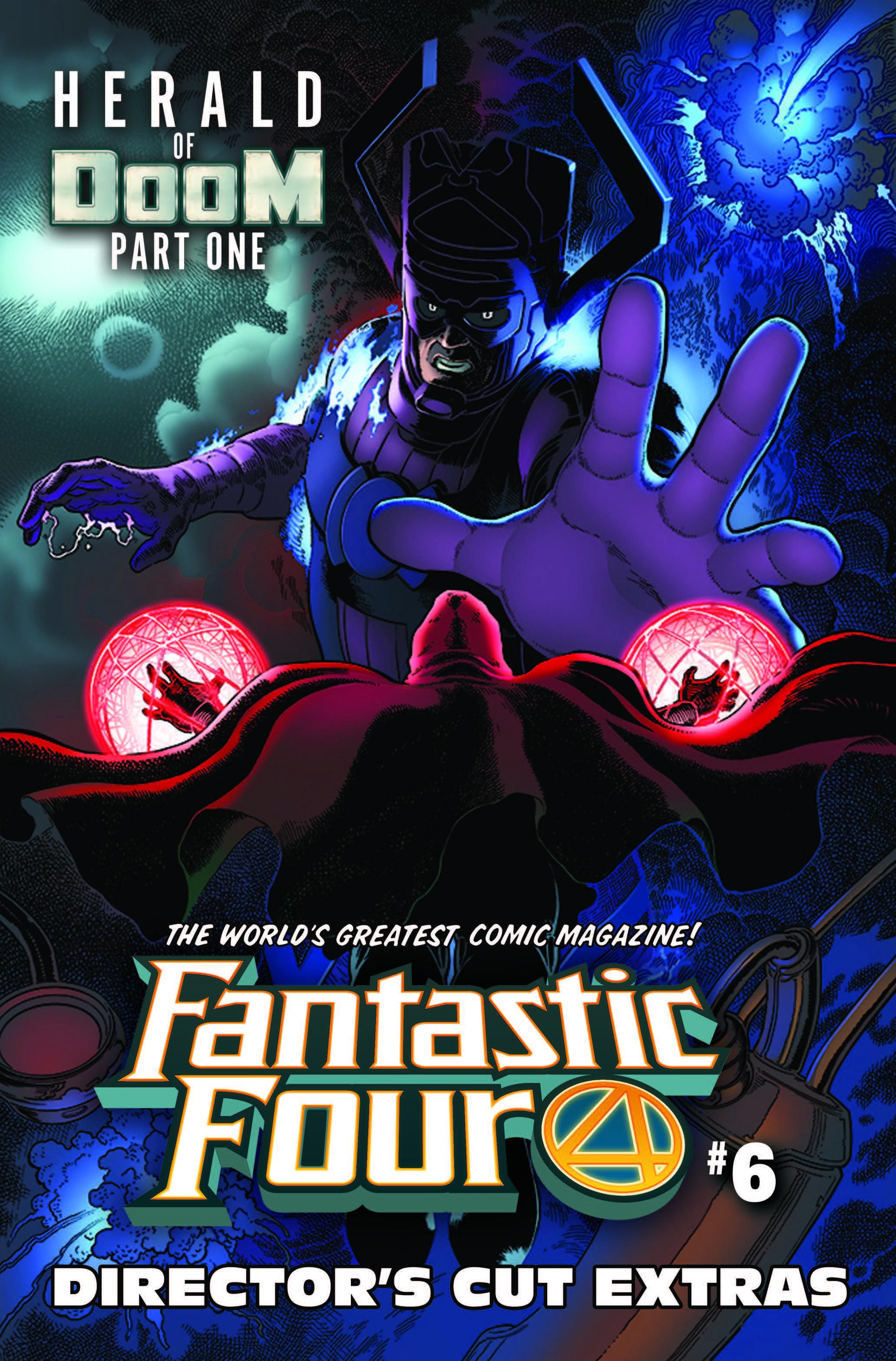 Fantastic Four (2018) #6_Director's Cut
