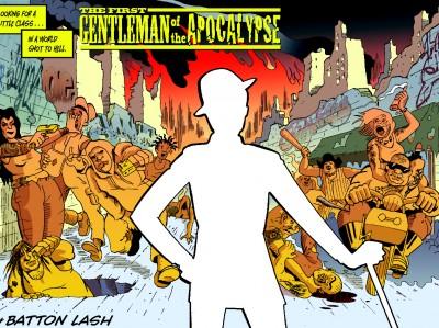 first  gentleman of the apocalypse by batton lash