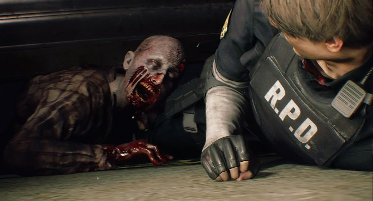 Take your 1-Shot in The RESIDENT EVIL 2 Demo Available Today