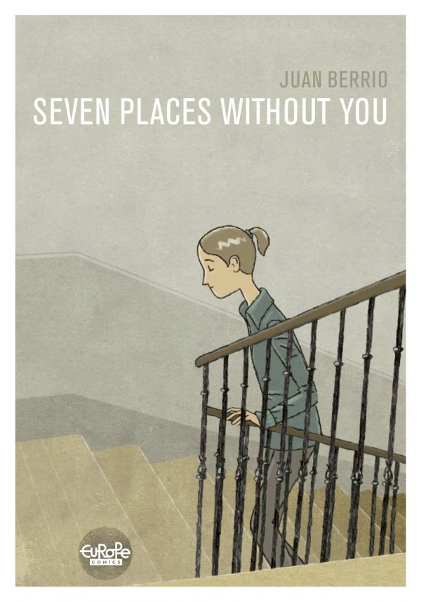 Seven Places Without You cvr