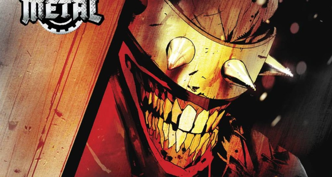 batman - laughs