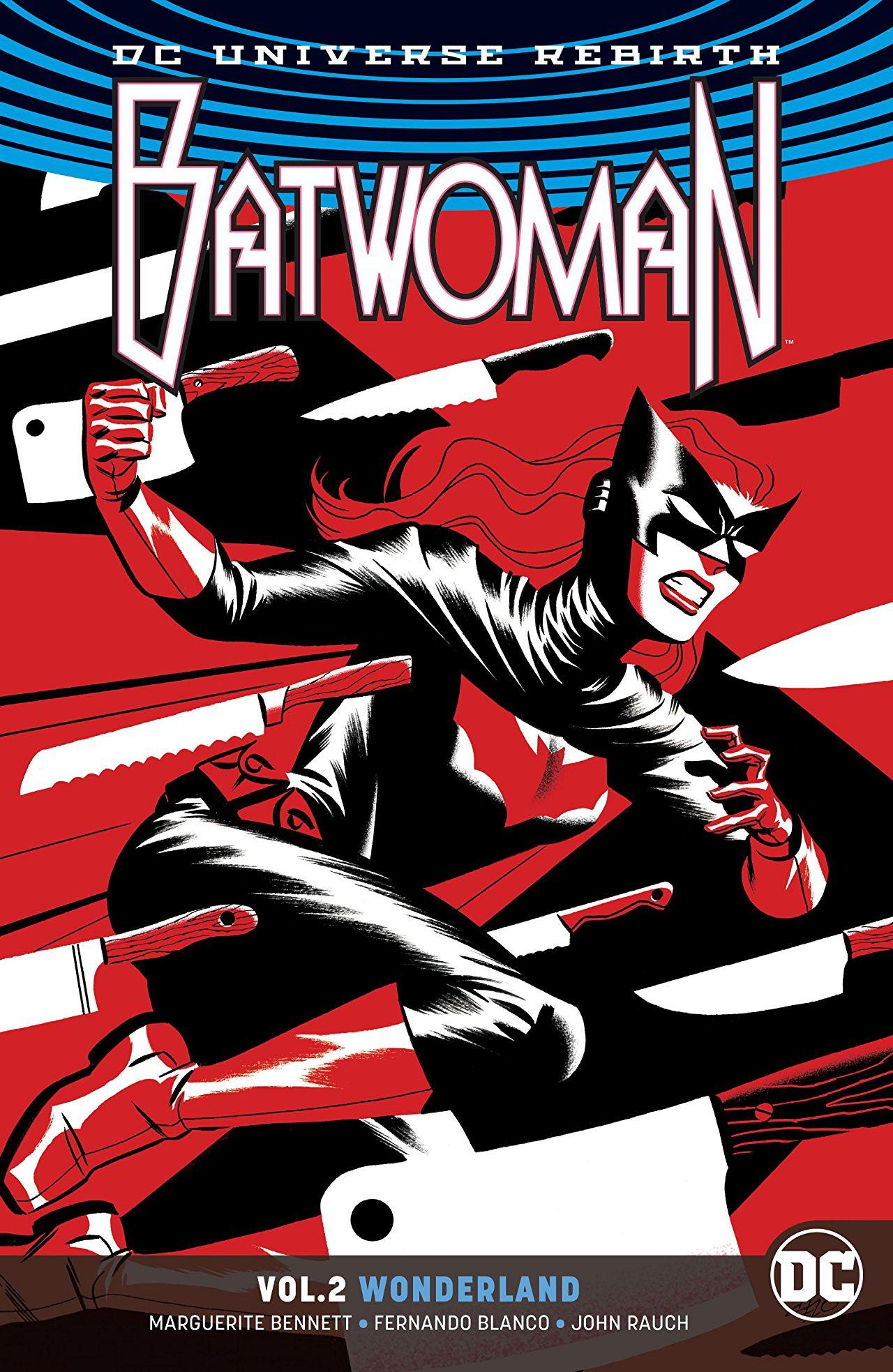 2019 GLAAD Media Awards Nominees: Batwoman Vol. 2, Wonderland