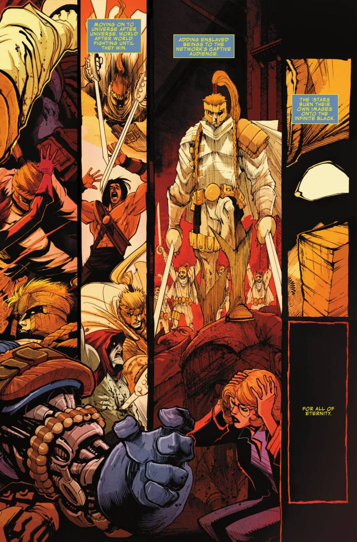Shatterstar #5 page 3