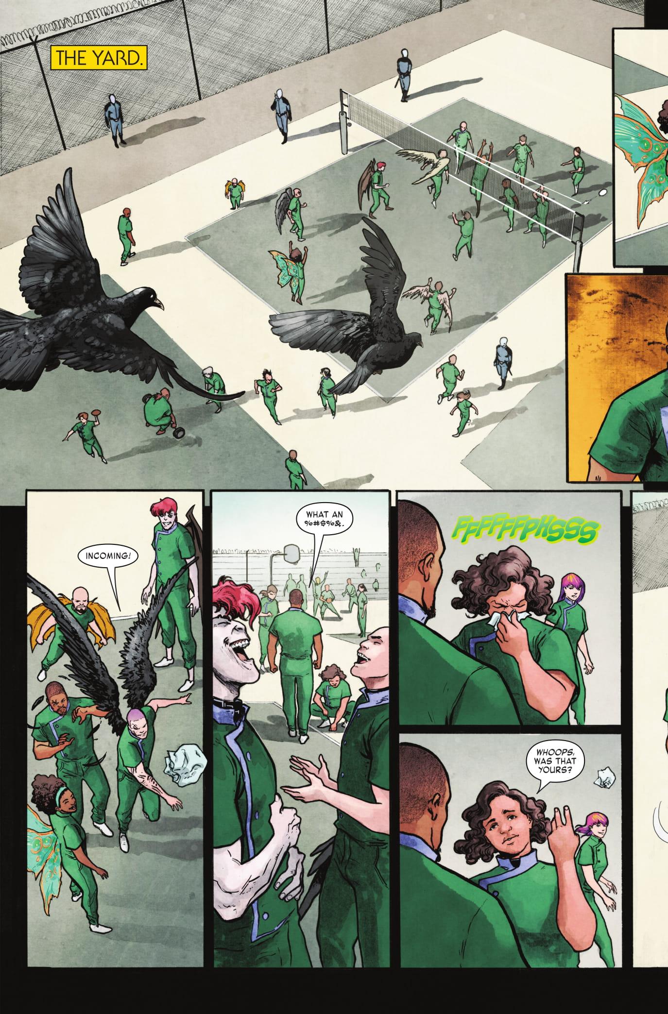 Age of X-Man: Prisoner X #2 page 4