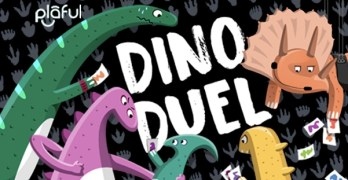 DINO DUEL, a fantastic, Jurassic experience has launched on Kickstarter!