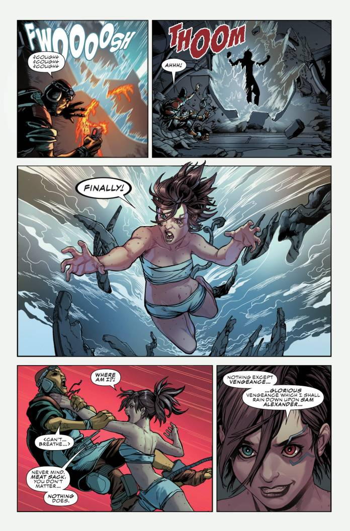 Champions #3 page 2