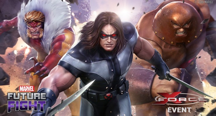 MARVEL FUTURE FIGHT Adds Another Chapter to X-Force Vs. Brotherhood of Evil Mutants Battle