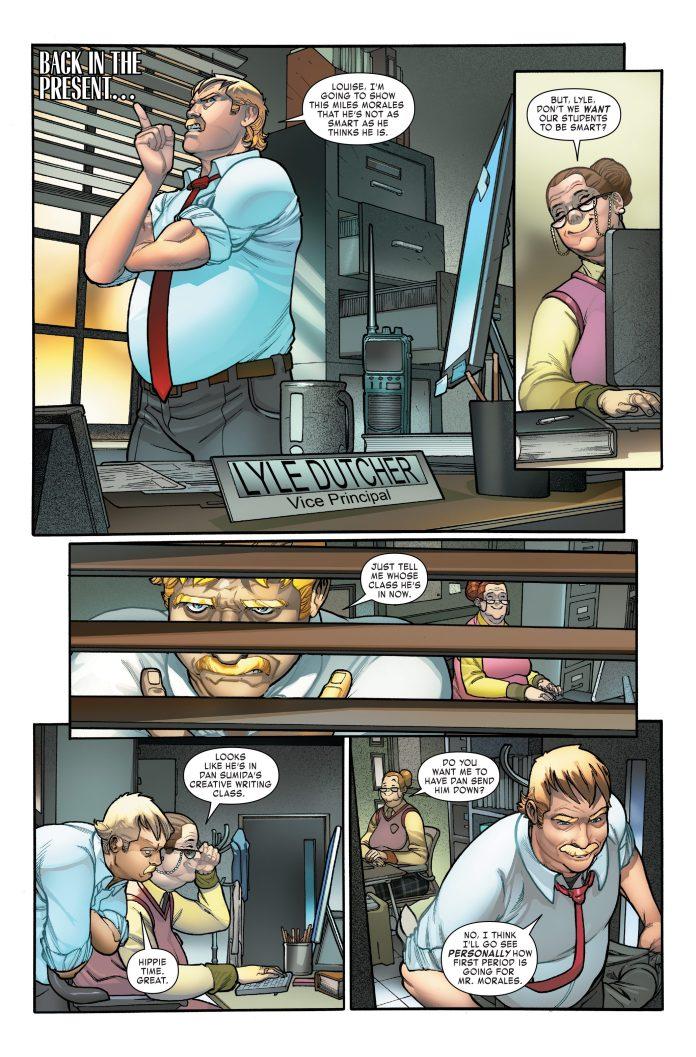 Miles Morales: Spider-Man #4 page 4