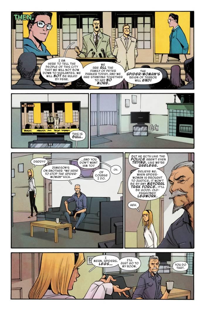 Spider-Gwen: Ghost-Spider #6 page 1