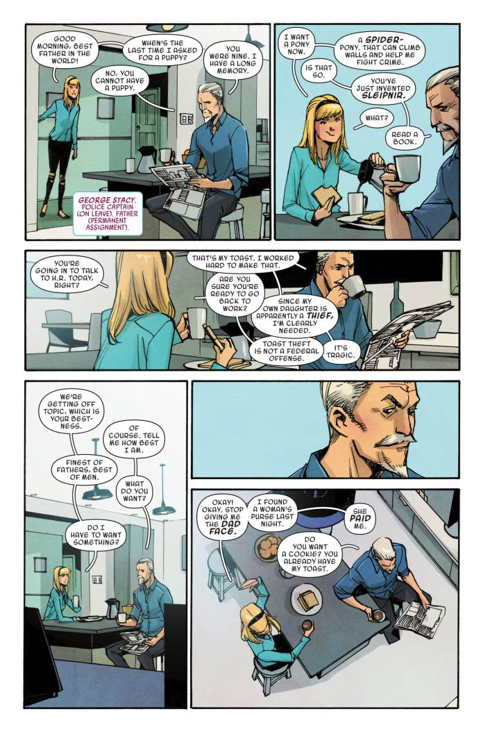 Spider-Gwen: Ghost-Spider #6 page 3